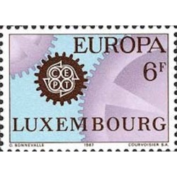 Luxembourg N° 0701 N**