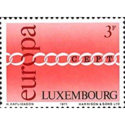 Luxembourg N° 0774 N**
