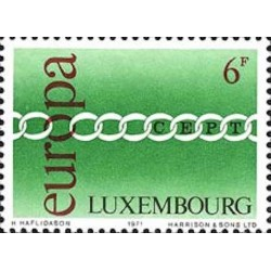 Luxembourg N° 0775 N**