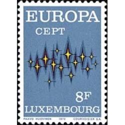 Luxembourg N° 0797 N**