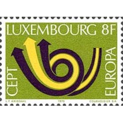 Luxembourg N° 0813 N**
