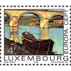 Luxembourg N° 0856 N**
