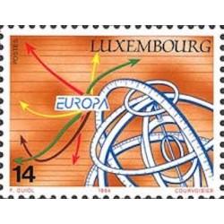 Luxembourg N° 1290 N**