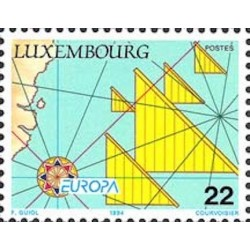 Luxembourg N° 1291 N**