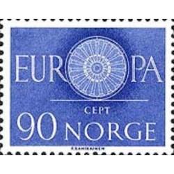 Norvège N° 0407 N**