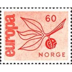 Norvège N° 0486 N**