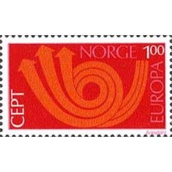 Norvège N° 0616 N**