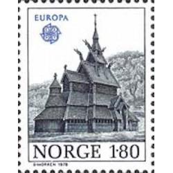 Norvège N° 0726 N**