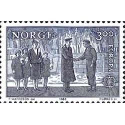 Norvège N° 0822 N**