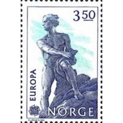 Norvège N° 0842 N**