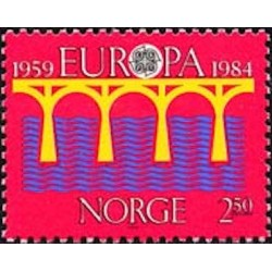 Norvège N° 0860 N**