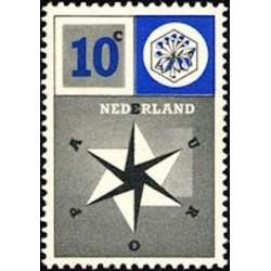 Pays-Bas N° 0678 N**