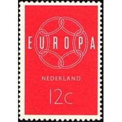Pays-Bas N° 0708 N**