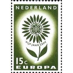 Pays-Bas N° 0801 N**