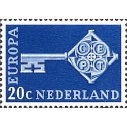 Pays-Bas N° 0871 N**