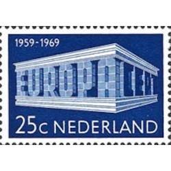 Pays-Bas N° 0893 N**