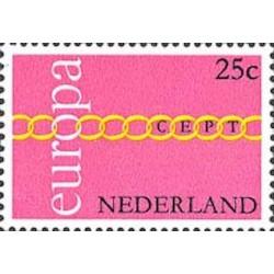 Pays-Bas N° 0932 N**