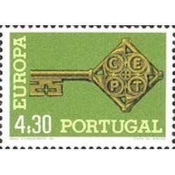 Portugal N° 1034 N**