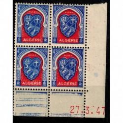 Algérie CD du N° 264 N** par x 4