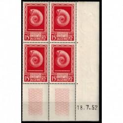 Algérie CD du N° 297 N** par x 4