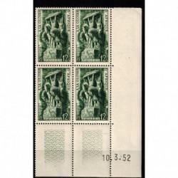 Algérie CD du N° 295 N** par x 4