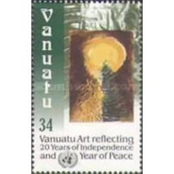 VANUATU N° 1084 Neuf**