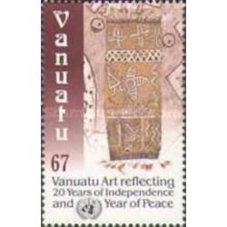 VANUATU N° 1085 Neuf**