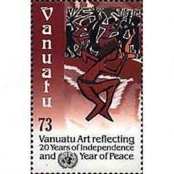 VANUATU N° 1086 Neuf**