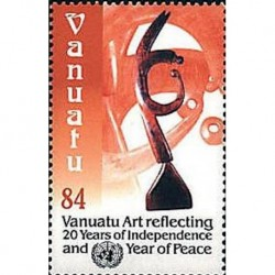 VANUATU N° 1087 Neuf**