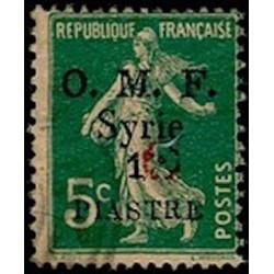 Syrie N° 050 Obli