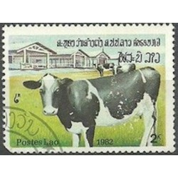 Laos N° 0440 N *