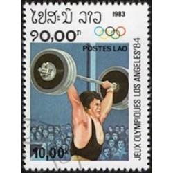 Laos N° 0453 N *