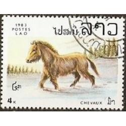 Laos N° 0458 N *