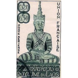 Laos PA N° 0008 N **