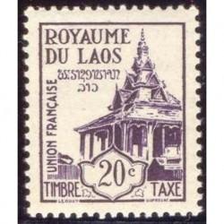 Laos TA N° 0002 N *