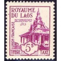 Laos TA N° 0006 N *