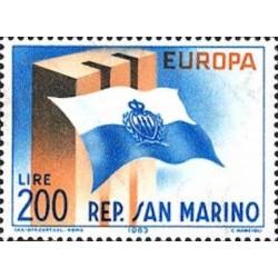 Saint-Marin N° 0604 N**