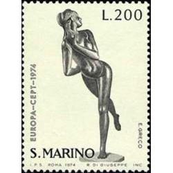 Saint-Marin N° 0874 N**