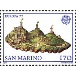 Saint-Marin N° 0933 N**