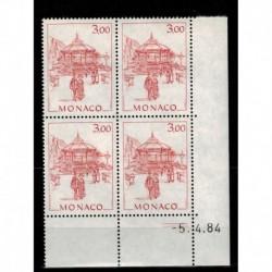 CD  Monaco N° 1410 du 5.4.84 Neuf **