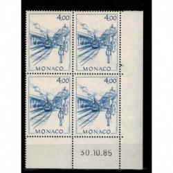 CD  Monaco N° 1517 du 30.10.85 Neuf **