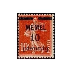 Memel  N° 019 N **