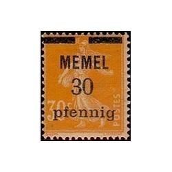 Memel  N° 021 N **