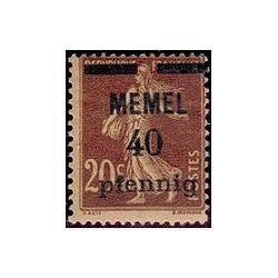 Memel  N° 022 N **