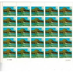 Feuille du Polynésie N° 135