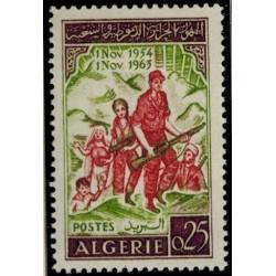 Algerie N° 0382 N**