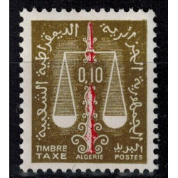 Algerie N° TA60 N**