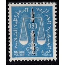 Algerie N° TA61 N**