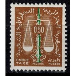 Algerie N° TA62 N**