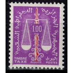 Algerie N° TA63 N**